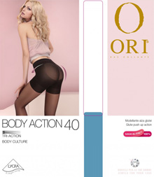 ORI Body Action 40 den