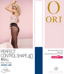 ORI Perfect Control Shape 40 den